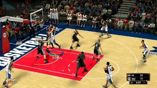 Test NBA 2K13 Xbox 360 - Screenshot 17