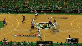 Test NBA 2K13 Xbox 360 - Screenshot 21