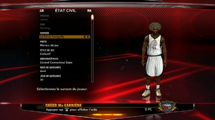 Test NBA 2K13 Xbox 360 - Screenshot 22