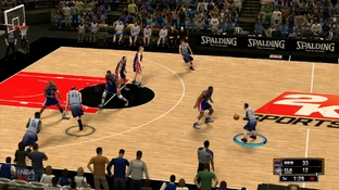 Test NBA 2K13 Xbox 360 - Screenshot 27