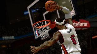 Aperçu NBA 2K14 - GC 2013 Xbox 360 - Screenshot 4