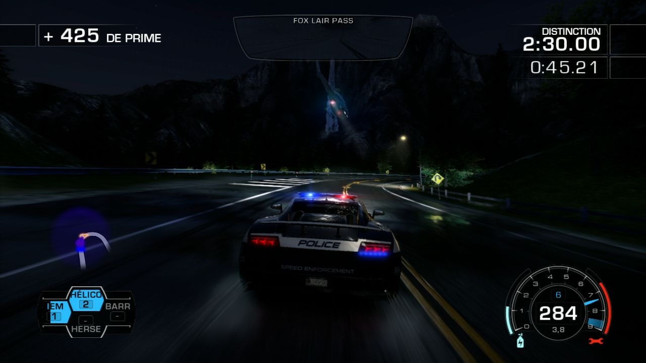 Images Need for Speed : Hot Pursuit Xbox 360 - 52