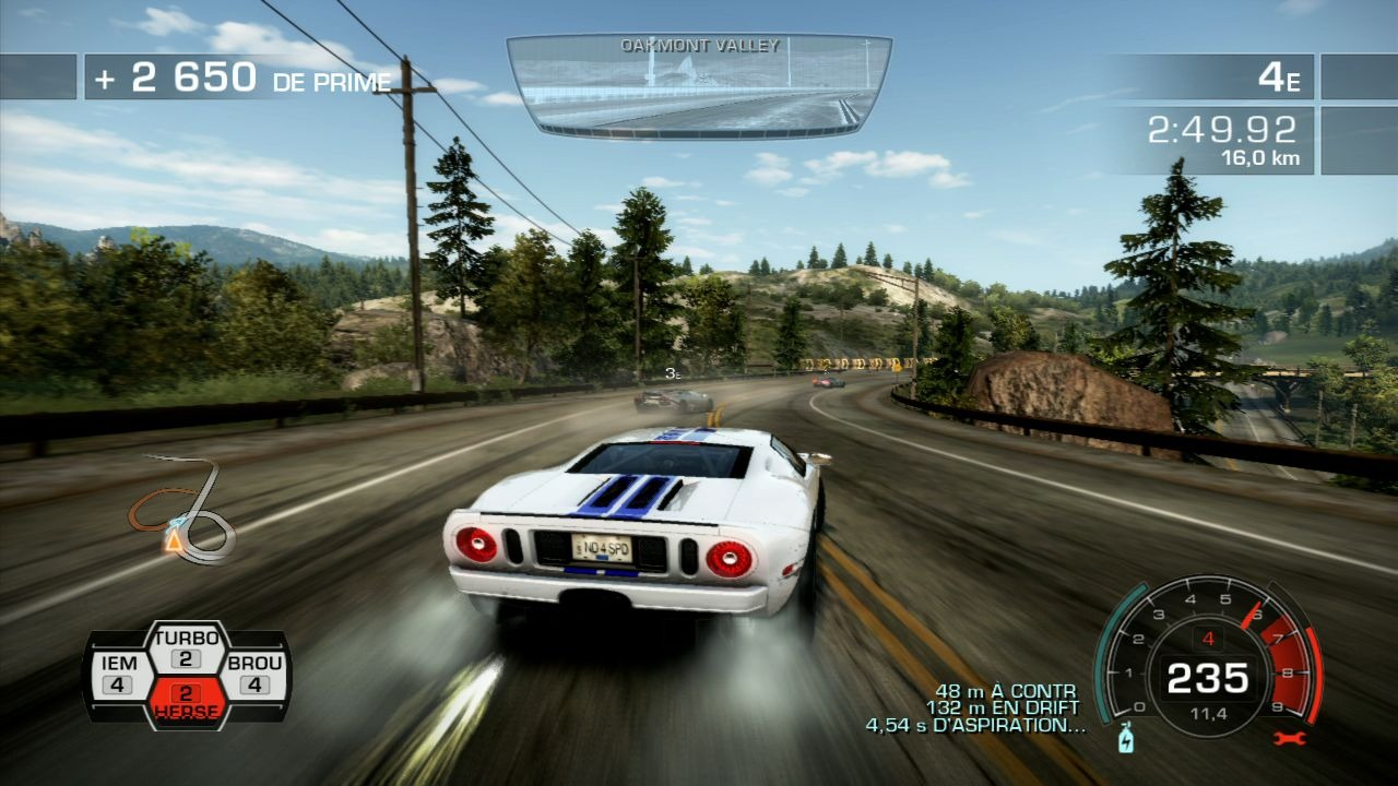 Images Need for Speed : Hot Pursuit Xbox 360 - 58