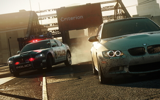 Images Need for Speed : Most Wanted Xbox 360 - 2