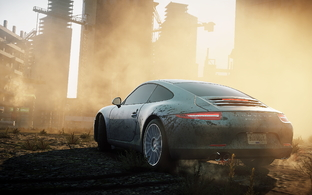Images Need for Speed : Most Wanted Xbox 360 - 14