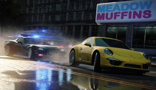Images Need for Speed : Most Wanted Xbox 360 - 17