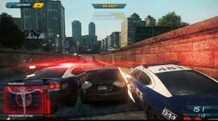 Test Need for Speed : Most Wanted Xbox 360 - Screenshot 33