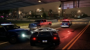 Test Need for Speed : Most Wanted Xbox 360 - Screenshot 34
