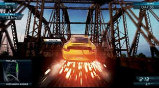 Test Need for Speed : Most Wanted Xbox 36