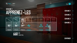 Test Nike + Kinect Training Xbox 360 - Screenshot 2