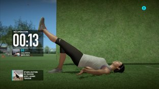 Test Nike + Kinect Training Xbox 360 - Screenshot 3