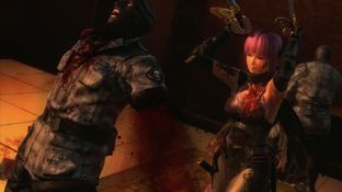 Test Ninja Gaiden 3 : Razor's Edge Xbox 360 - Screenshot 21