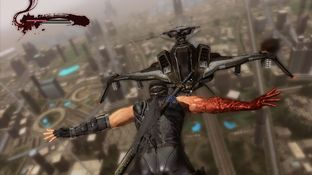 Test Ninja Gaiden 3 Xbox 360 - Screenshot 211