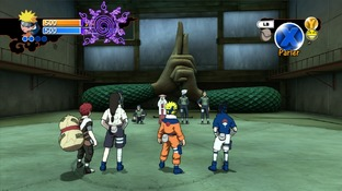 Naruto : Rise of a Ninja Xbox 360