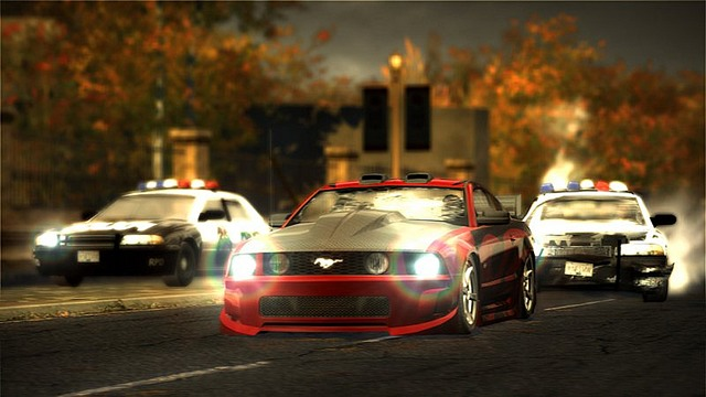 Need For Speed most Wanted Nsmwx3020