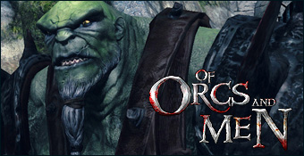 Test Of Orcs and Men - Xbox 360