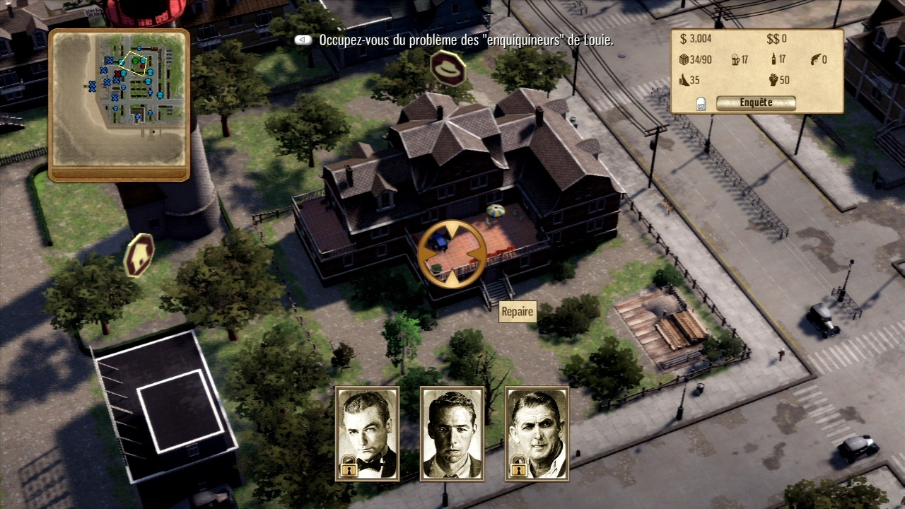 Images Omerta : City of Gangsters Xbox 360 - 28