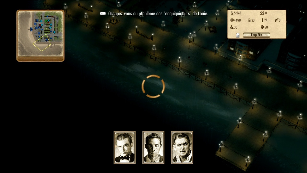 Images Omerta : City of Gangsters Xbox 360 - 30