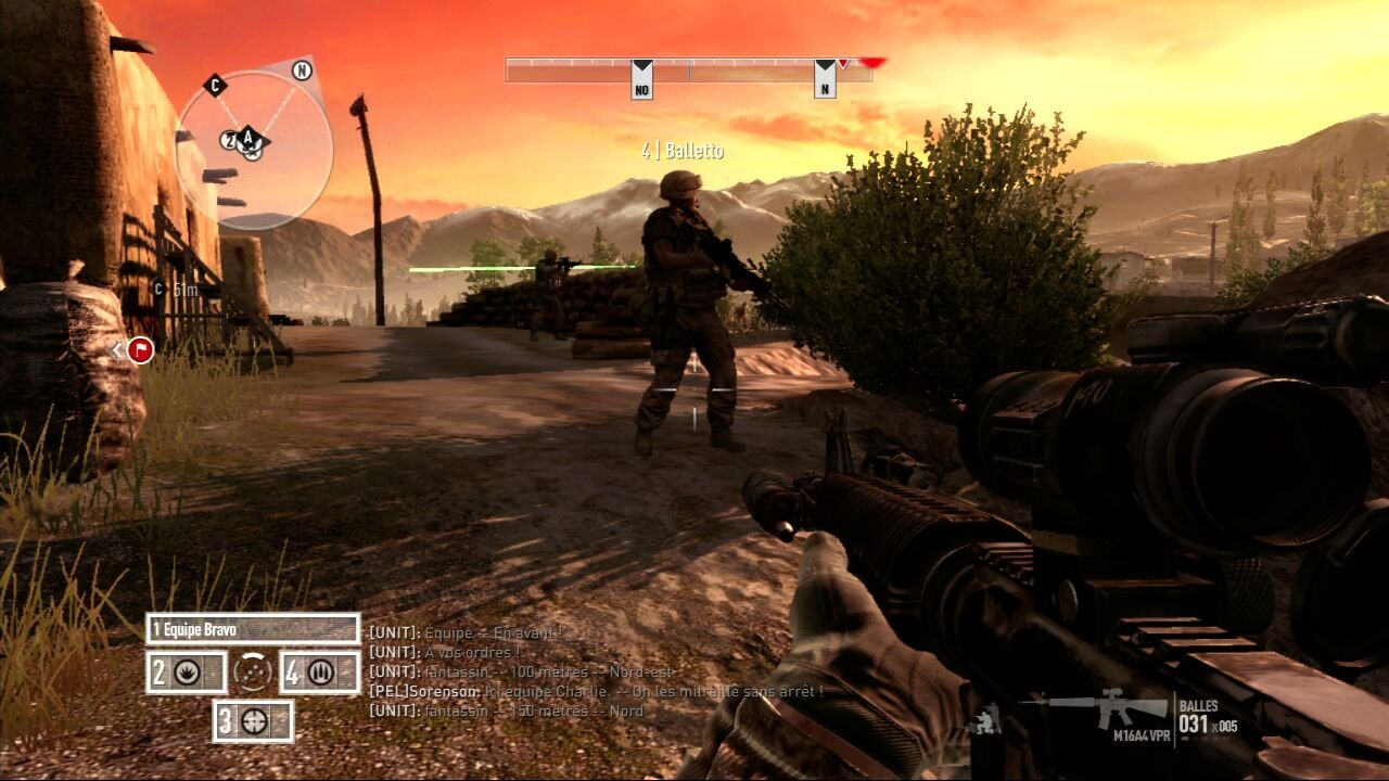 Images Operation Flashpoint : Red River Xbox 360 - 71