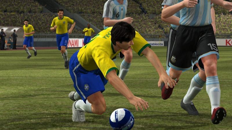 Pro Evolution Soccer 2008 Pes7x3010