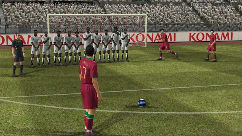 Pro Evolution Soccer 2008 Pes7x3011