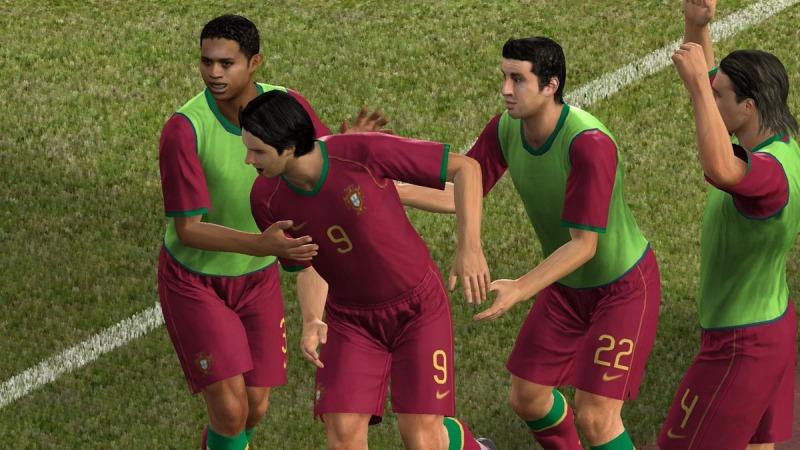 Pro Evolution Soccer 2008 Pes7x3012