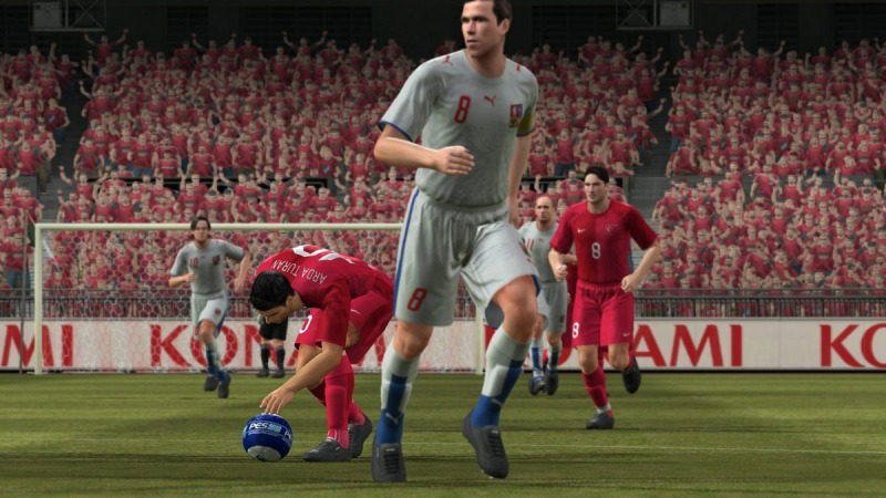 Pro Evolution Soccer 2008 Pes7x3013