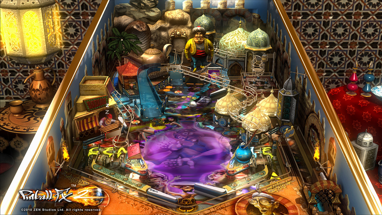 images de pinball fx 2 actualit s. Black Bedroom Furniture Sets. Home Design Ideas