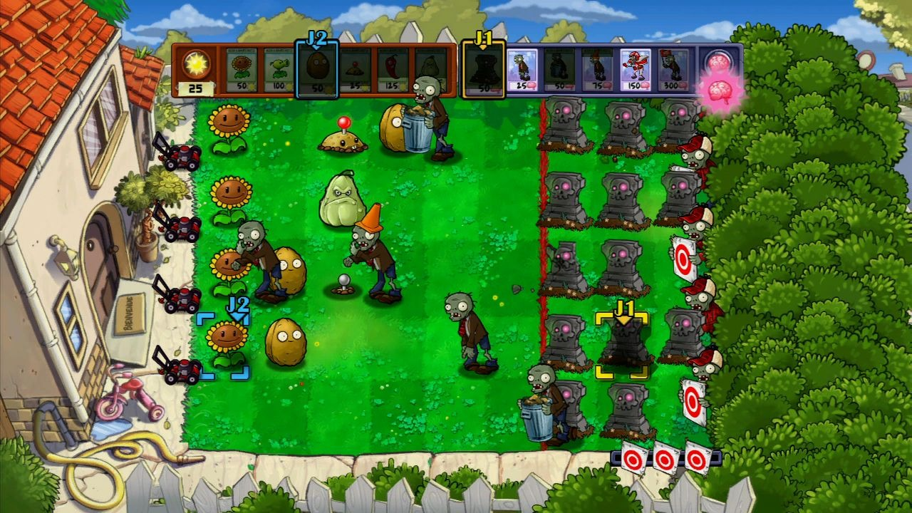 Plantes contre zombies 2 annonc actualit s for Plante zombie