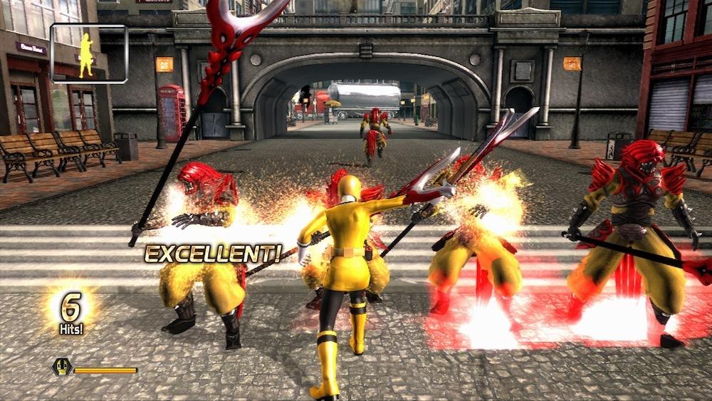 jeuxvideo.com Power Rangers Super Samurai - Xbox 360 Image 4 sur 6