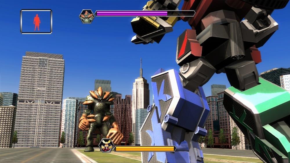 jeuxvideo.com Power Rangers Super Samurai - Xbox 360 Image 6 sur 6