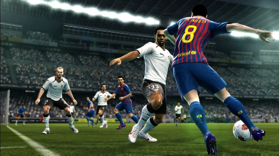 كراك crack ONLY RELOADED لعبة برو 2013 PES