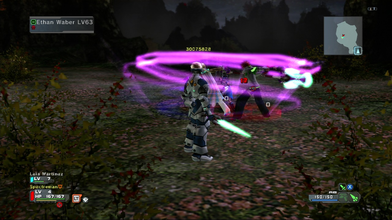 Phantasy Star Universe : L'Ambition des Illuminus