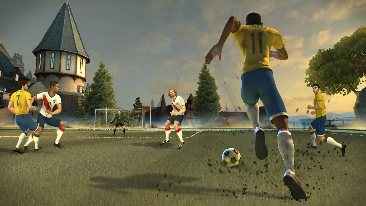 jeuxvideo.com Pure Football - Xbox 360 Image 7 sur 250