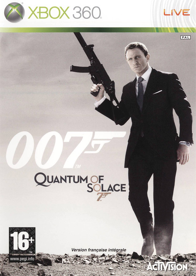 007 Quantum of Solace XBOX preview 0