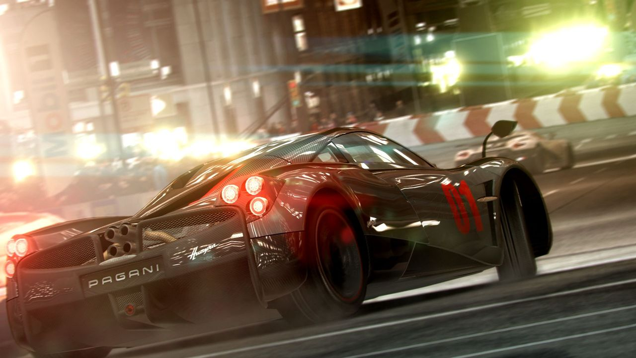 GRID 2 RELOADED + PROPER CRACK ONLY