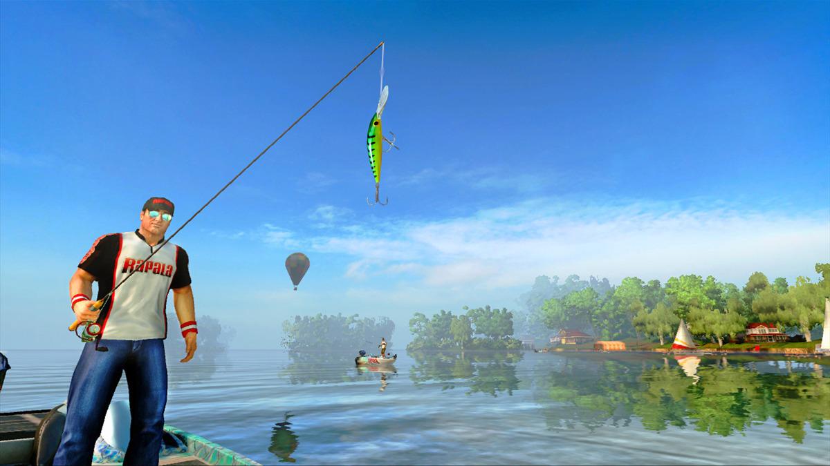 сибирская рыбалка играть i