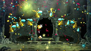 Test Rayman Legends Xbox 360 - Screenshot 88
