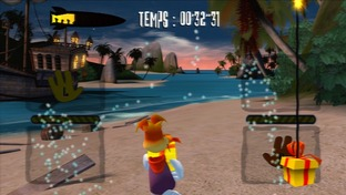Test Rayman Contre Les Lapins Cretins Xbox 360 - Screenshot 5