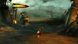 Test Rayman Contre Les Lapins Cretins Xbox 360 - Screenshot 6
