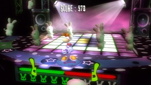 Test Rayman Contre Les Lapins Cretins Xbox 360 - Screenshot 9
