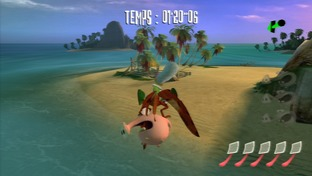 Test Rayman Contre Les Lapins Cretins Xbox 360 - Screenshot 15