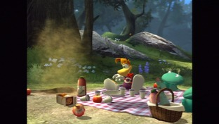Test Rayman Contre Les Lapins Cretins Xbox 360 - Screenshot 18