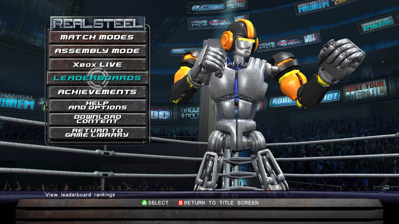 real steel game xbox 360 ebay