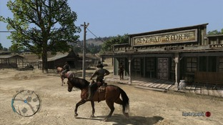 Test Red Dead Redemption Xbox 360 - Screenshot 253