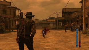 Test Red Dead Redemption Xbox 360 - Screenshot 254