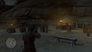 Test Red Dead Redemption Xbox 360 - Screenshot 255