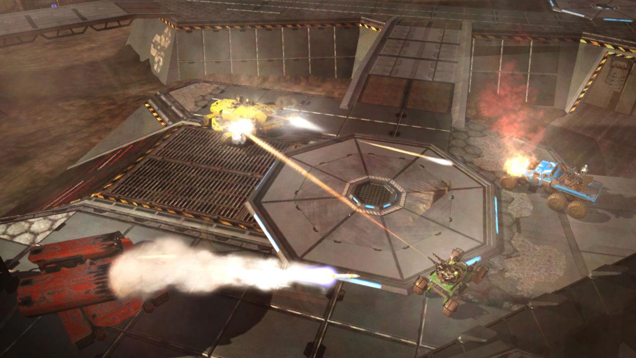 Red Faction : Battlegrounds