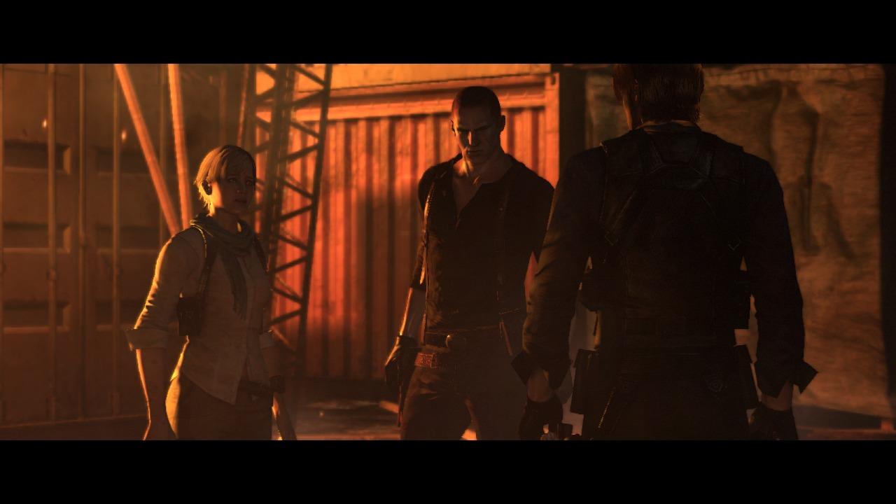 Resident Evil 6   XBOX360   DEMO   ENG