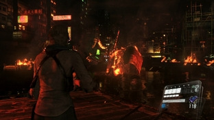 Test Resident Evil 6 Xbox 360 - Screenshot 318